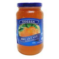 Odessa Breakfast Marmalade Jam 500g