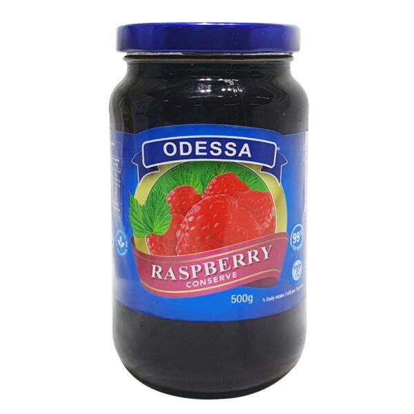 Odessa Breakfast Raspberry Jam 500g