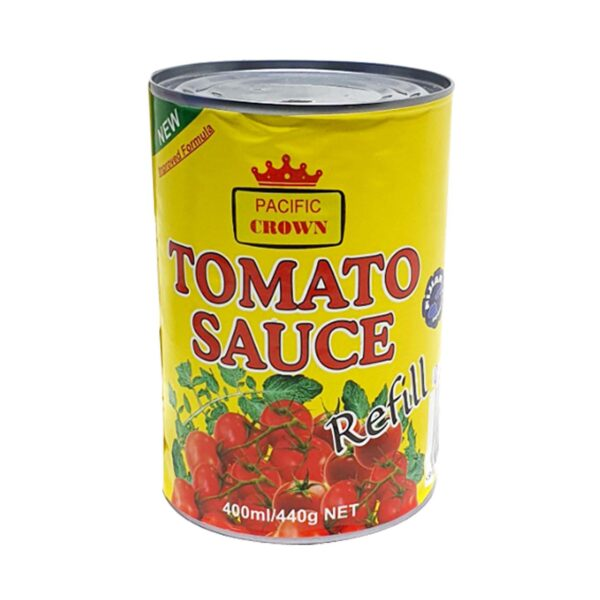 Pacific Crown Tomato Sauce 400ml