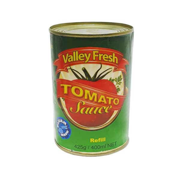 Valley Fresh Tomato Sauce 425g