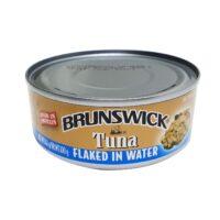 Brunswick Flaked Tuna In Water 142g