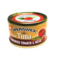 Brunswick Tuna Sundried Tomato Basil 85g