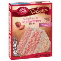 B/Crocker S/Moist Strawberry 432g