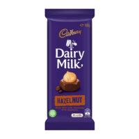 Cadbury Dairy Milk Hazel Nut 180g