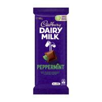Cadbury Dairy Chocolate - Peppermint 180g