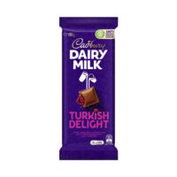 Cadbury Dairy Milk Turkish Delight 180g