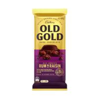 Cadbury Old Gold Rum N Raisin 180g