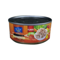 Pacific Gold Tuna Vegetable Oil 160g