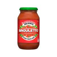 Raguletto Classic Tomatoe Sauce 500g
