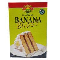 G/H Cake Mix 340g Banana