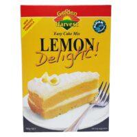 G/H Cake Mix 340g Lemon