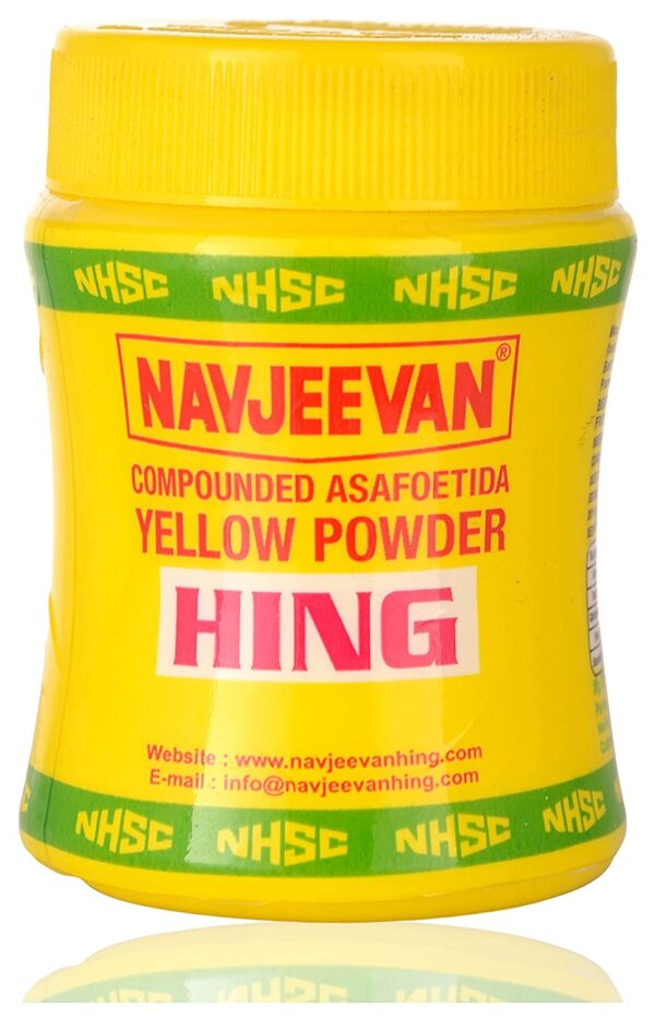 Navjeevan Hing Powder 50g